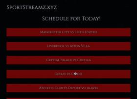 Sportstreamz.xyz thumbnail