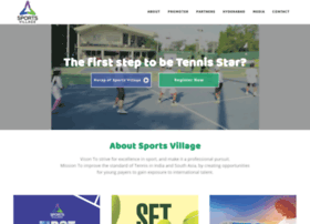 Sportsvillage.tennis thumbnail