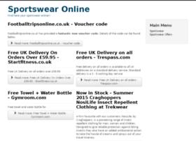 Sportswearonline19.co.uk thumbnail