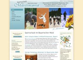 Sporturlaub-mitterdorf.de thumbnail