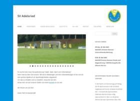 Sportverein-adelsried.de thumbnail