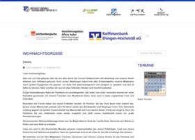 Sportverein-ringingen.de thumbnail