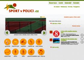 Sportvpolici.cz thumbnail