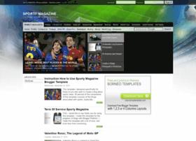 Sportymagazine.blogspot.com thumbnail