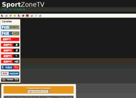 Sportzonetv.net thumbnail