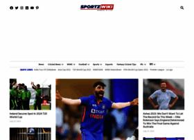 Sportzwiki.com thumbnail