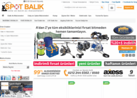 Spotbalik.com.tr thumbnail