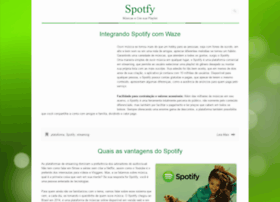 Spotfy.com.br thumbnail