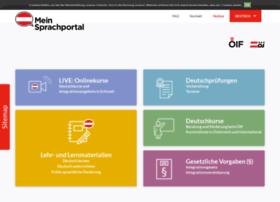 Sprachportal.at thumbnail
