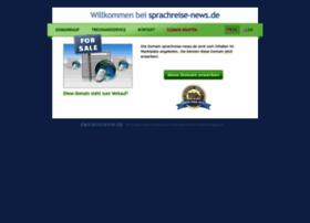 Sprachreise-news.de thumbnail