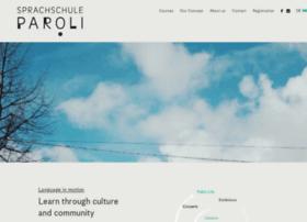 Sprachschule-paroli.de thumbnail
