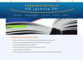 Sprachzentrale.de thumbnail