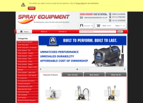 Sprayequipment.co.uk thumbnail