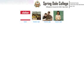Springdaleinr.stucare.net thumbnail