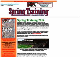 Springtrainingmagazine.com thumbnail