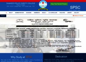 Spsc.edu.bd thumbnail