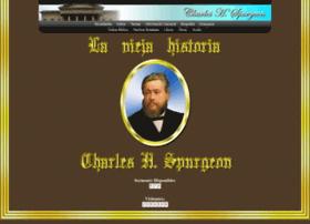Spurgeon.com.mx thumbnail