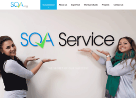 Sqa-service.com thumbnail