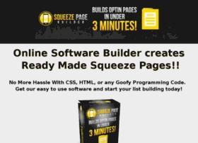Squeezepagebuilder.net thumbnail