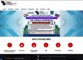 Srecwarangal.ac.in thumbnail