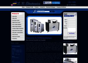 Srelectronics.in thumbnail
