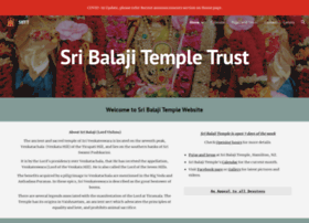 Sribalaji.co.nz thumbnail
