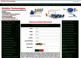 Srihithatechnologies.com thumbnail
