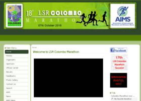 Srilankamarathon.org thumbnail