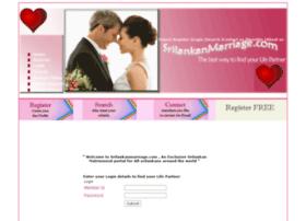 Srilankanmarriage.com thumbnail
