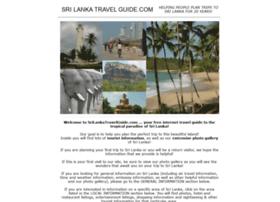 Srilankatravelguide.com thumbnail
