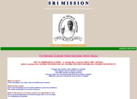 Srimission.org thumbnail