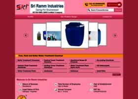 Srirammindustries.net thumbnail