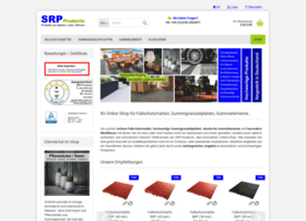 Srp-products.de thumbnail