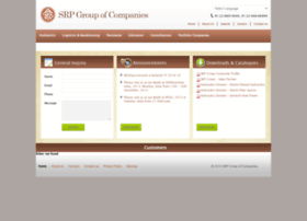 Srpgroup.co.in thumbnail
