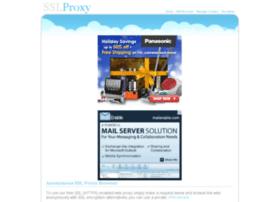 Ssl-proxy.org thumbnail