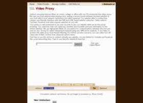 Sslvideoproxy.com thumbnail