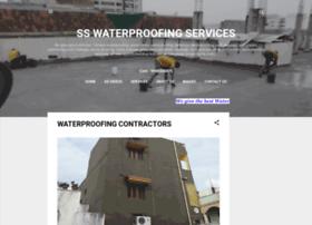 Sswaterproofing.in thumbnail