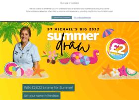 St-michaels-hospice.org.uk thumbnail