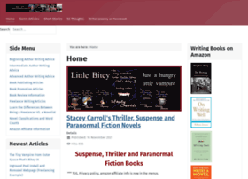 Staceycarroll.org thumbnail
