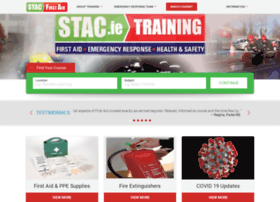 Stacfirstaidcourses.ie thumbnail