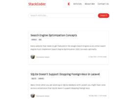 Stackcoder.in thumbnail