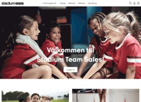 Stadiumteamsales.se thumbnail
