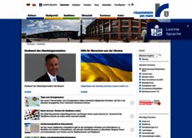 Stadt-ruesselsheim.de thumbnail