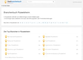 Stadtbranchenbuch-ruesselsheim.de thumbnail