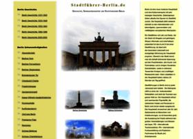 Stadtfuehrer-berlin.de thumbnail
