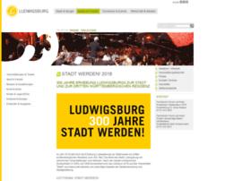 Stadtjubilaeum-ludwigsburg.de thumbnail