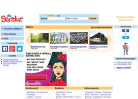 Stadtlist-kleinanzeigen.at thumbnail