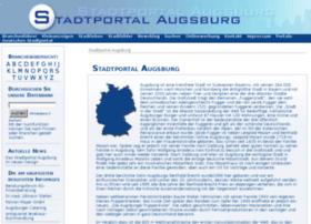 Stadtportal-augsburg.de thumbnail