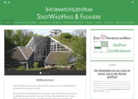 Stadtwaldhaus-frankfurt.de thumbnail