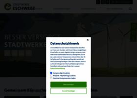 Stadtwerke-eschwege.de thumbnail